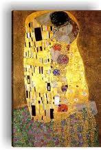 Klimt Il Bacio